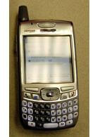 New Treo 670, running on Windows Mobile 5.0