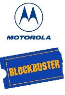 Blockbuster OnDemand service on future Motorola phones