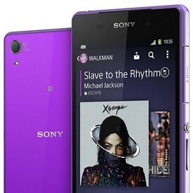 Purple Sony Xperia Z3 expected to be launched in the coming weeks