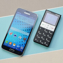 I am swapping my Galaxy S5 for a dumb phone to see what living without a smartphone feels like