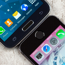 Samsung to trade its swipe finger scanner for touch-based in the Galaxy S6