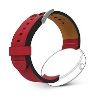 New premium leather bands by DODO, along with a variety of color options, available for Motorola Moto 360