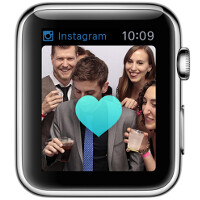 Concept images show what Instagram, New York Times and other apps could look like on Apple Watch