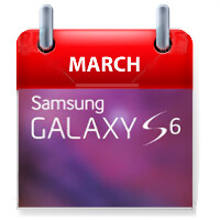 Samsung will reportedly unveil the Galaxy S6 on March 2, circle your calendars!