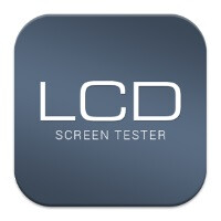 LCD Tester lets you perform a quick and customizable LCD display check-up on your Android