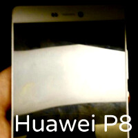 Claimed Huawei P8 leaks out in a prototype chassis with thin bezels, specs in tow