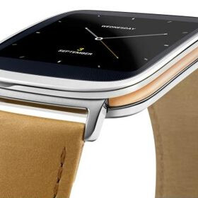 Next Asus ZenWatch may feature one-week battery life