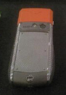The Vertu Ascent Ti Neon disclosed in blurry pictures
