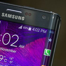 Samsung Galaxy Note Edge launches in Canada on February 18: it'll be expensive