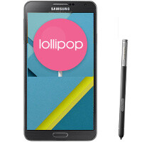 Android 5.0 Lollipop for the Samsung Galaxy Note 3 available in Russia