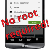 Here's how to easily manage app permission on your non-rooted LG G3