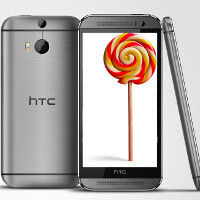 HTC One (M8) is now receiving Android 5.0.1 Lollipop with Sense UI at long last