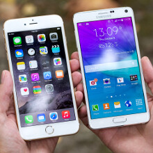 Apple or Samsung? Which one do you think will pull ahead with smartphone sales in 2015?