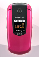 The Samsung Glint for Alltel delivers basic functionality