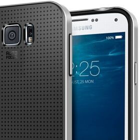 This is the Samsung Galaxy S6 - according to case maker Spigen