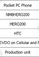 CDMA Hero visits the FCC, Sprint to release U.S. version?