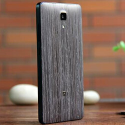 hot sale online 7b3a1 079ef Greet the official wooden covers for Xiaomi Mi4 - from bamboo to ...
