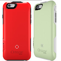 This Otterbox battery case for the Apple iPhone 6 will double your battery life
