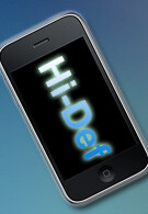 Apple iPhone 3GS capable of 1080p HD video playback?