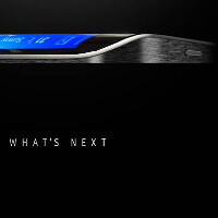 Does Samsung's invitation show the silhouette of the Samsung Galaxy S Edge?