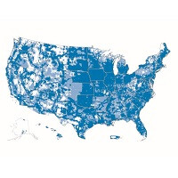 Here are maps of who bought what, and where, in the recent AWS-3 spectrum auction