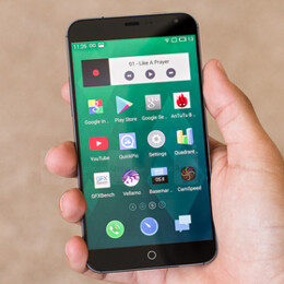 Meizu MX4 and MX4 Pro should be updated to Android 5.0 Lollipop starting next month