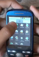 Video reveals the HTC Click is coming without Sense UI