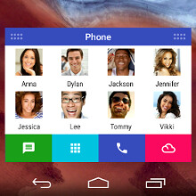 New SlideUP Lollipop launcher holds promise, puts the easy in one-handed operation