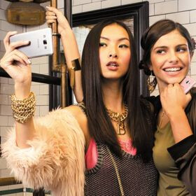 Samsung used the Galaxy A5 and A3 to set the world record for the most selfies taken in 24 hours