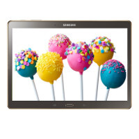 Samsung's Galaxy Tab S 8.4 and 10.5 slates will have received Lollipop by the end of April, probably