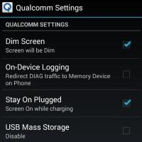 How to explore your 2014 Motorola Moto G or Moto X smartphone's hidden Qualcomm Settings menu