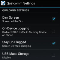 How to explore your 2014 Motorola Moto G or Moto X smartphone's hidden Qualcomm Settings menu