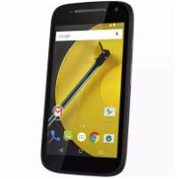 Best Buy website posts listing for second generation Motorola Moto E