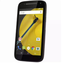 Best Buy website posts listing for second generation Motorola Moto E