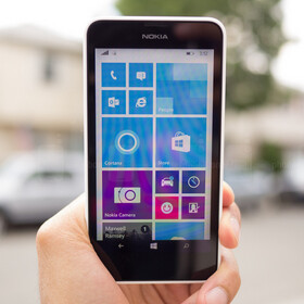 "Windows 10 is ""very smooth"" on the Nokia Lumia 635"