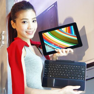 Asus believes its 2-in-1 Transformer devices have a bright future