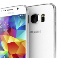 Samsung Galaxy S6 pictured in new renders, gets visually-compared with the Apple iPhone 6
