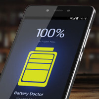 BLU Studio Energy blows away the competition in our battery benchmark test