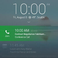 Microsoft's Next Lock Screen for Android updated with essential security features