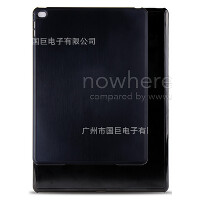 Leaked case confirms existence of 12-inch Apple iPad Plus