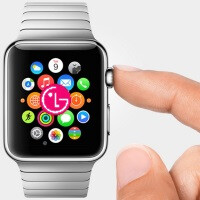 LG to make millions of flexible Plastic OLED displays for the Apple Watch