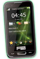 The Mivvy One – another Windows Mobile smartphone