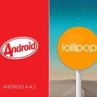 LG G3 - KitKat vs Lollipop UI Comparison