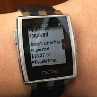 Pebble adds Android Wear notification support with its update to version 2.3