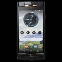 Vertu's new Pure Jet Gold is one of the nicest