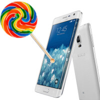 Android 5.0.1 Lollipop update for Galaxy Note Edge starts rolling out