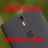 You can take 50MP pictures with your non-rooted OnePlus One, here's how