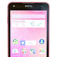 BenQ F52 coming to MWC wearing the Snapdragon 810 and 3GB of RAM