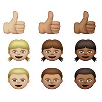 Emoji diversity: iOS 8.3 Beta adds more color, more flags from around the world, and more