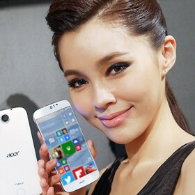 Acer to announce a Windows 10 smartphone at MWC 2015, plus a new Android-based Jade handset